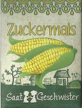 Die STadtgärtner Zuckermais-Saatgut   Mais-Samen