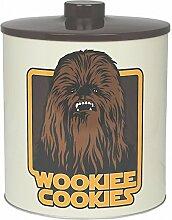 Die Star Wars Wookiee Cookies Keksdose - Vorratsdose Gebäckdose