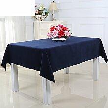 Die tischdecke für tagungsraum/büro schreibtisch tischdecke/feste farb-tücher-B 150*200cm(59x79inch)