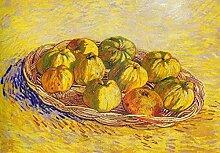 diefds Van Goghs berühmte Gemälde EIN Korb mit