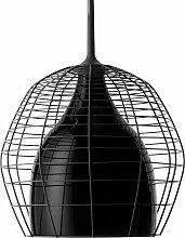 Diesel Cage Pendelleuchte Large Schwarz
