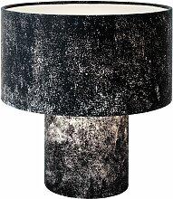 Diesel Pipe Tischleuchte Schwarz
