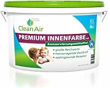 Diessner Clean Air Premium Innenfarbe 10 L