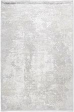 Dieter Knoll VINTAGE-TEPPICH 140/200 cm Grau ,