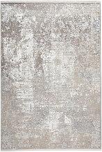 Dieter Knoll VINTAGE-TEPPICH 160/230 cm Grau ,