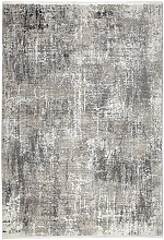Dieter Knoll VINTAGE-TEPPICH 80/150 cm Grau,