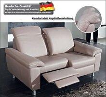 Dietsch Cortina Leder Relaxsofa Leder o. Textil