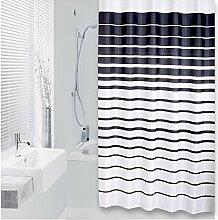 DIFFERNZ 31.002.67lineae Duschvorhang Textil