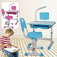 DIFU Kinderschreibtisch Schreibtisch Kinder mit