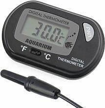 DIGIFLEX Digitales LCD Wasser Thermometer für