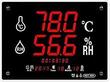 Digital Indoor Baby Heimthermometer Hygrometer