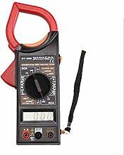 Digital-Multimeter Clamp Current Meter Instrument