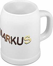 digital print Bierkrug mit Name Markus - Design