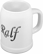 digital print Bierkrug mit Name Ralf - Design