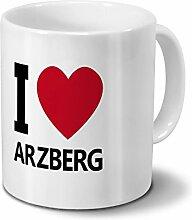digital print Städtetasse Arzberg - Design I Love