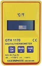 Digital-Sekunden-Thermometer GTH1170 für Ofen