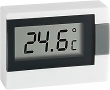 Digital-Thermometer ClearAmbient Farbe: Weiß