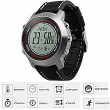 Digital Watch Mens Fitness Tracker 30m