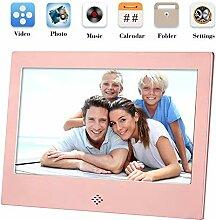 Digitale Bilderrahmen 7 Zoll HD Elektronischer