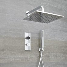 Digitale Dusche für zwei Funktionen, inkl.