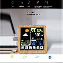Digitale Wecker-Hansee, LED Voller Touchscreen