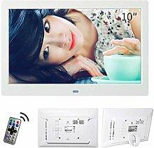 Digitaler Bilderrahmen 10 Zoll HD Digitaler