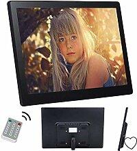 Digitaler Bilderrahmen 15 Zoll HD Digitaler