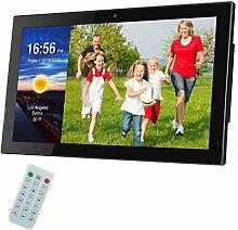 Digitaler Bilderrahmen 24 Zoll IPS Display 16:9 HD