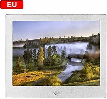 Digitaler Bilderrahmen 8 Zoll Mit 32 Gb Sd