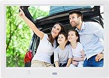 Digitaler FotoRahmen, 10-Zoll-Breitband-Sensor HD