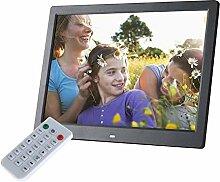 Digitaler FotoRahmen 15 Zoll 1280 × 800 HD LED
