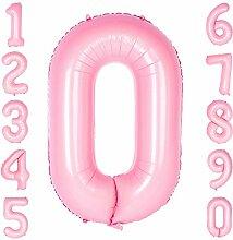 Digitaler Luftballon mit großen Zahlen 0-9, 101,6