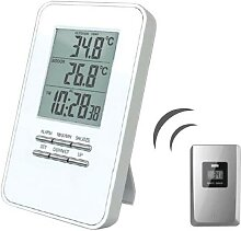 Digitaler Thermometer mit Sensor 2xAAA