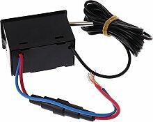 Digitales LCD-Display Thermometer 110V 220V