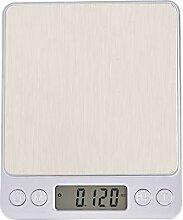 Digitalwaage, LCD-Display Küchenwaage