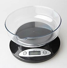 Digitalwaage LCD-Waage Küchenwaage Elektronische