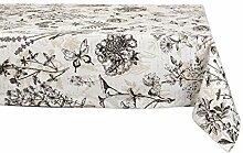 DII Küchentextilien 60 x 120 Botanischer Druck