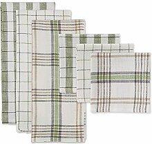 DII Küchentextilien Dishcloths 13x13, Dishtowels