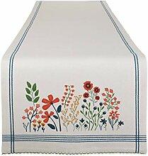 DII Küchentextilien Table Runner, 14x72