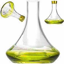 DILAW® Tornado Shisha Glas Bowl Ersatzglas ohne