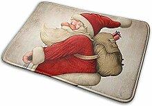 dilidy Lustige Reiten Roller Santa Christmas Xmas
