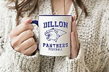 Dillon Panthers Football Friday Nights Tim Riggins
