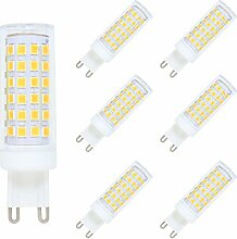 Dimmbar G9 LED Stecksockel Lampe 9W 700 Lumen,