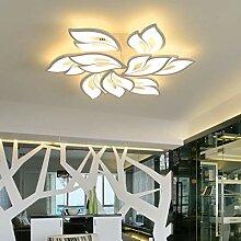 Dimmbar LED Deckenleuchte Blume Kreative Design