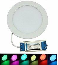 Dimmbar LED Einbaustrahler 12W LED Panel Leuchte