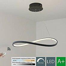 Dimmbar LED Pendelleuchte Wohnzimmer Esszimmer