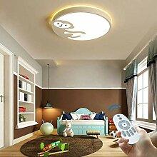 Dimmbare Deckenlampe Cartoon Deckenleuchte