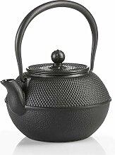 Dimono Asiatische Teekanne aus Gusseisen