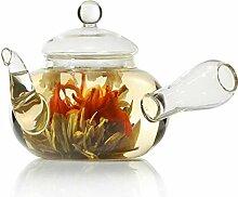 Dimono Kyusu Japanische Teekanne aus Glas im
