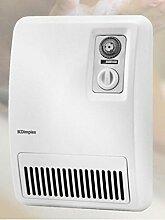 Dimplex Badheizer, Badschbellheizer Gebläse EF 10/20 TID Thermostat 24h Zeitschaltuhr